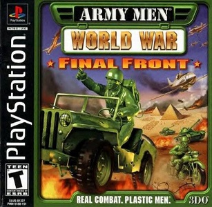 Army Men World War Final Front facts