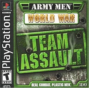 Army Men World War Team Assault facts