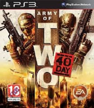 Army of Two The 40th Day facts