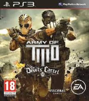 Army of Two The Devil's Cartel facts