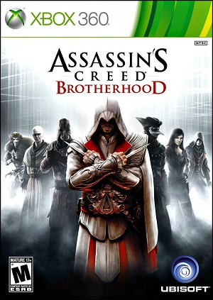 Assassin's Creed Brotherhood facts
