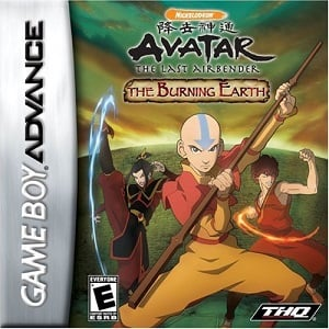 Avatar The Last Airbender The Burning Earth facts