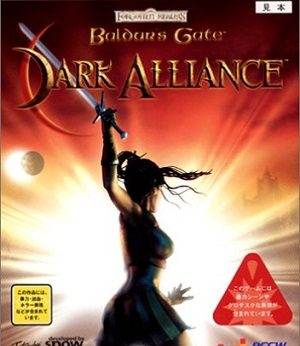 Baldur's Gate Dark Alliance facts