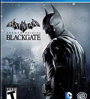 Batman Arkham Origins Blackgate facts