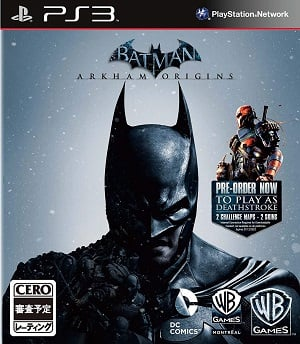 Batman Arkham Origins facts