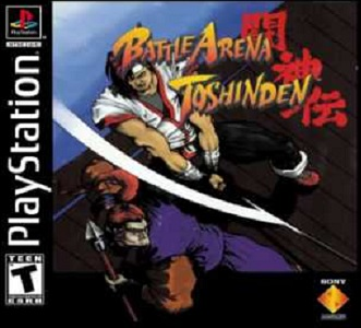 Battle Arena Toshinden facts