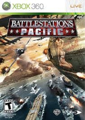 Battlestations Pacific facts