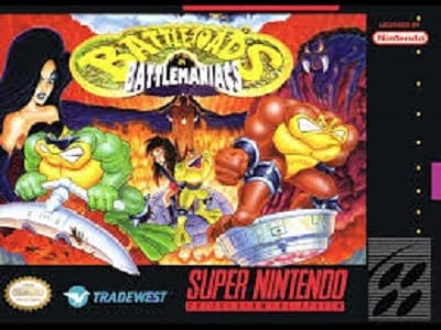Battletoads in Battlemaniacs facts