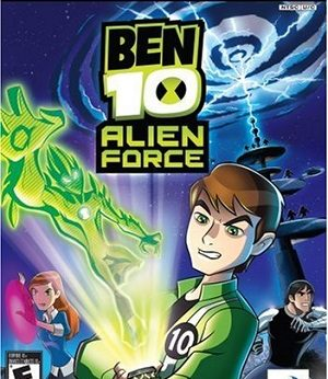 Ben 10 Alien Force facts
