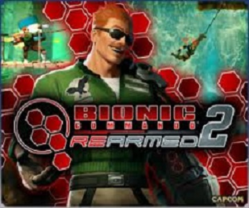 Bionic Commando Rearmed 2 facts
