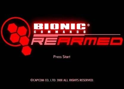 Bionic Commando Rearmed facts