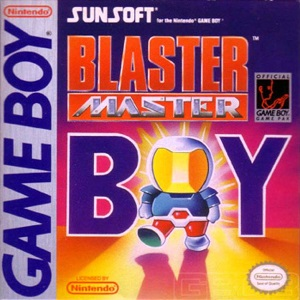 Blaster Master Boy facts
