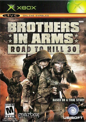 Brothers in Arms Road to Hill 30 facts