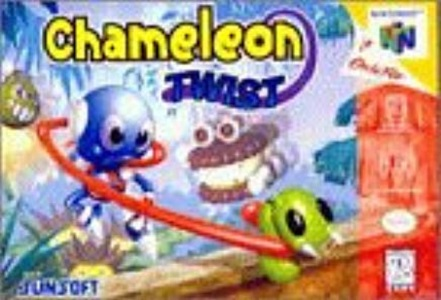 Chameleon Twist facts