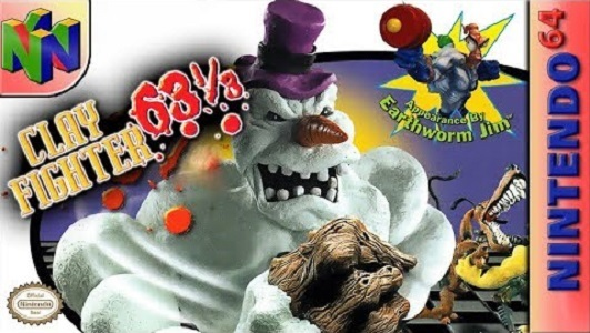 ClayFighter 6313 facts