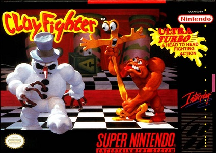 ClayFighter facts