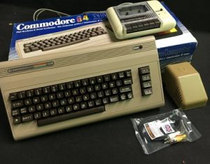 Commodore 64 console facts