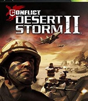 Conflict Desert Storm II Back to Baghdad facts