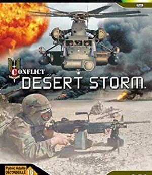 Conflict Desert Storm facts