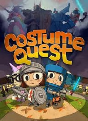 Costume Quest facts