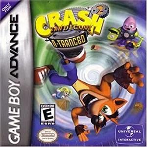Crash Bandicoot 2 N-Tranced facts