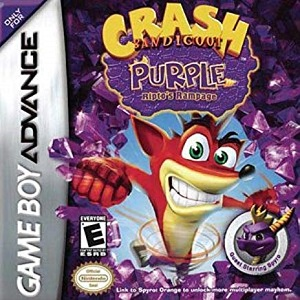 Crash Bandicoot Purple Ripto's Rampage facts