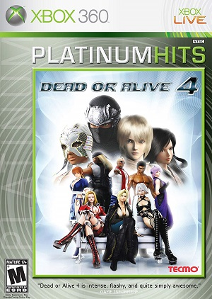 Dead or Alive 4 facts