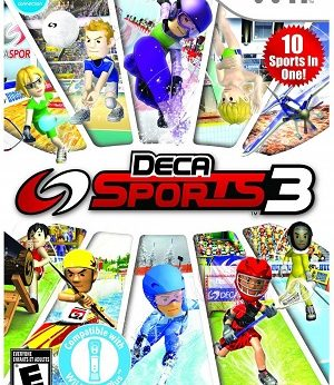 Deca Sports 3 facts