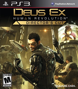 Deus Ex Human Revolution facts