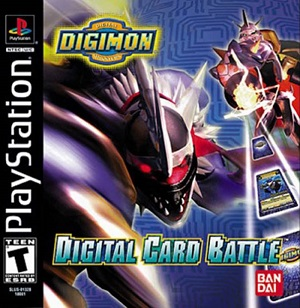 Digimon Digital Card Battle facts