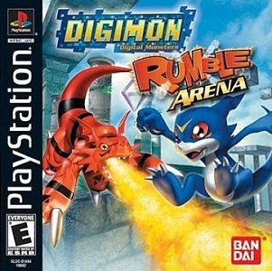 Digimon Rumble Arena facts