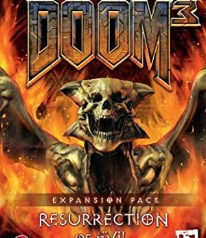 Doom 3 Resurrection of Evil facts