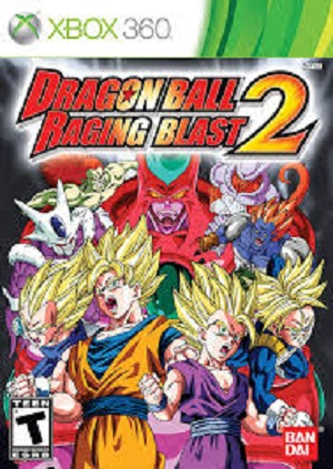 Dragon Ball Raging Blast 2 facts