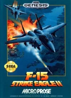F-15 Strike Eagle II facts