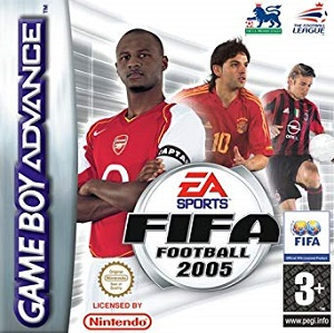 FIFA Football 2005 facts