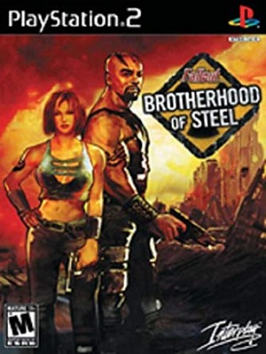 Fallout Brotherhood of Steel facts