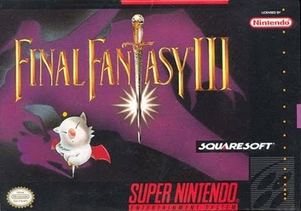 Final Fantasy III facts