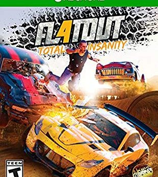 Flatout 4 Total Insanity facts