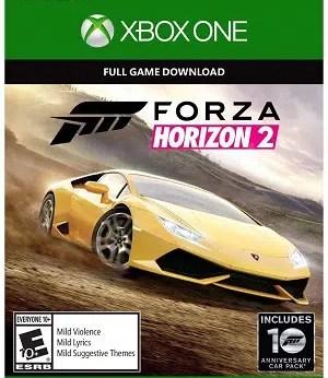 Forza Horizon 2 facts