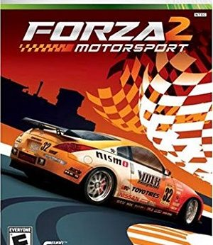 Forza Motorsport 2 facts