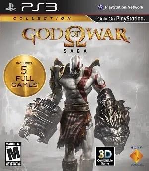 God of War Saga facts