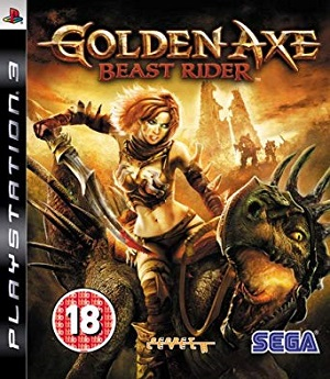 Golden Axe Beast Rider facts