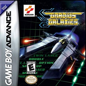 Gradius Galaxies facts