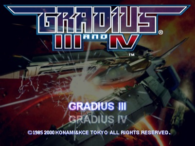 Gradius IV facts