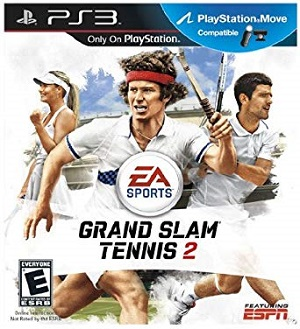 Grand Slam Tennis 2 facts