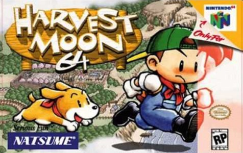 Harvest Moon 64 facts