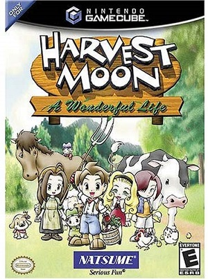 Harvest Moon A Wonderful Life facts