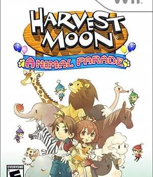 Harvest Moon Animal Parade facts