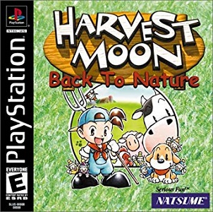 Harvest Moon Back To Nature facts