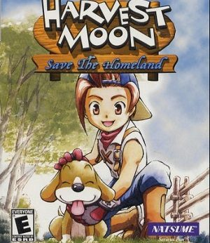 Harvest Moon Save the Homeland facts